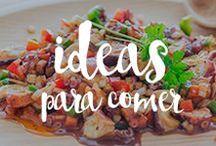 Ideas para comer / Hipercor te propone deliciosas recetas que harán que disfrutes incluso antes de sentarte en la mesa.