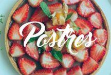 Postres / Hipercor te invita a soprender a tus comensales con las recetas de postres más irresistibles. ¿Te animas a probarlas?