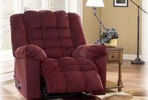 SIT IN COMFORT / Sit in comfort