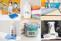 CLEANING AND LAUNDERING TIPS / Cleaning and laundering tips