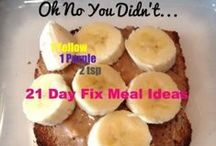 21 Day Fix Recipes / My Favorite 21 Day Fix Recipes To Help You Stay On Track http://www.kathyhfitness.com/21dayfixrecipes