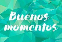 Buenos momentos / En Hipercor queremos estar cerca de ti y celebrar los mejores momentos del año.