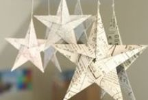 CHRISTMAS / Everything about christmas craft, decoration, garlands, wrapping ideas, homemade gifts.