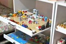 HOME KIDS ROOM / Ideas for home and specially for kids room organisation.