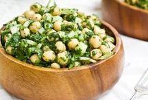 HEALTHY FOOD / Healthy recipes, meatless or not, full of vitamines, full of veggies...