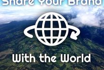 Grow your travel blog / Info for budding bloggers and travel industry brands. To collaborate on this board email: info@ochristine.com. Travel / blog related only.