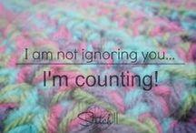Knitting | Ha ha ha