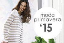 Moda Primavera 2015 / Toda la moda para esta primavera ya está disponible en Hipercor. Descúbrela aquí: http://bit.ly/1w5ku77