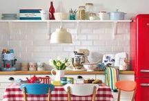 Cozinha dos sonhos / Decoração e utensílios de cozinha