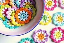 Crochet Patterns and Inspiration / Crochet projects, patterns, and inspiration for future yarn creations. Amigurumi, pillows, blankets, hats, afghans, crochet stitch tutorials and how-to's