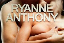 all about ryanne Anthony / It's all books by ryanne Anthony.