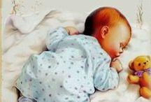 obrazki dzieci chrzest