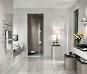 * Interiors | marble look design / Marble look porcelain tiles and ceramic tiles.   | MADE IN ITALY. MADE TO EXCEL. |