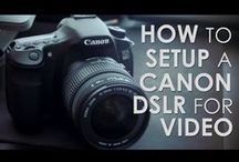 VIDEO / Tips for simple video. Filming with a dlsr or iphone/ipad and simple editing.