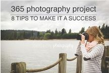 365 PHOTO PROJECT / Inspiring ideas for annual photo project. Photo challenge.