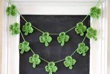 St. Patrick's Day / Luck of the Irish! Crafts, recipes, and printables for St. Patrick's Day!