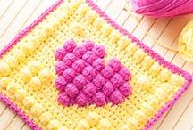 Spring - Crafts and Ideas / Bright crafts, crochet patterns, ideas, and DIY for the spring season!