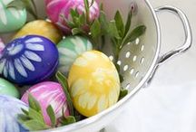 Easter! / Crafts, recipes, decorations, and DIY for the Easter holiday