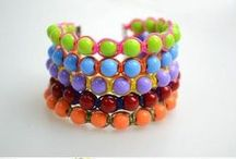 Jewelry Design and Tutorials / Free DIY tutorials and inspiration for handmade jewelry (earrings, necklaces, bracelets -- everything!)
