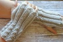 Winter Gloves / Find lovely design winter gloves  / by Nirali Kathiriya