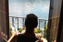 LINDIVIDU * balcony