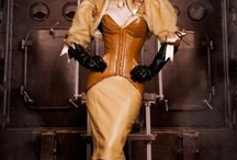 steampunk couture that I like / by Terry Binder / Floral Inspirations By Terry