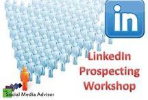 LinkedIn-isms / LinkedIn strategies