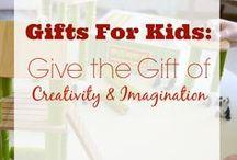 Creative Gift Ideas / Gift Ideas | DIY Gifts | Holiday Gifts | Gifts for Spouse | Gifts for Kids | Gifts for Husband | Creative Gift Ideas