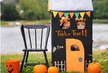 Halloween / DIY, decorating, entertaining, crafts and recipes for Halloween.