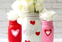 Valentines Day / Valentine's Day recipes, crafts and DIY projects.
