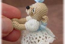 Crochet - Amigurumi, Toys, ...