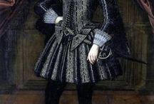 17th century portraits & paintings