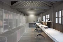 INSPIRATION | office spaces