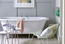 Bathroom ideas / We take a look at some of the best bathroom designs and accessories.