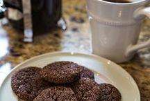 Coffee + Cookies = BFF's / We can't even think about having Coffee without Cookies on the side!