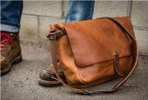Bag - Canvas & Leather