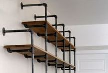 Home Decor - Steel Pipe