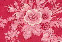 PATTERN Classic florals