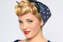 Pin-up hair & Make-up Ideas / by The Portrait Photography Group