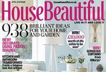 House Beautiful covers / Take a look back at our fabulous magazine covers.
