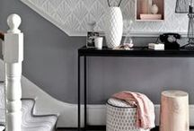 Hallway ideas / Make the most of the space in your hallway with these gorgeous design ideas.