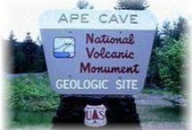 Ape Caves - At Mt St Helens