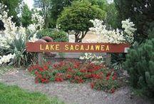 Lake Sacajawea - Longview