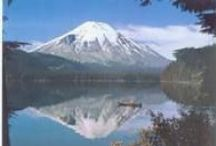 Mt St Helens Before