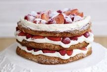 Cakes and bakes / Ready, set, BAKE! Try your hand at these tempting treats and amaze your friends and family.