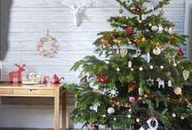 Christmas tree decoration ideas / Inspiring ideas for decorating your Christmas Tree.