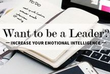 Emotional Intelligence / Everything you need to know about EQ