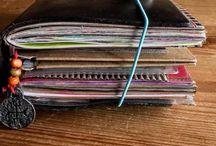Bullet journal/Traveller journal