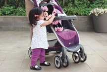 On the Go / Bouncing from stroller rides to everyday errands, the day's outings can be big adventures for your little traveler! Here are a few of our favorite baby gear essentials.