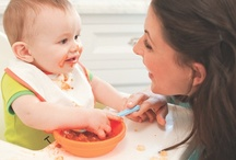 Mealtime / Enjoy our collection of ideas, tips, and gear (cups and bottles and bibs, oh my!) to make feeding Baby a piece of cake. Share mealtime magic with your own cutie little foodie.